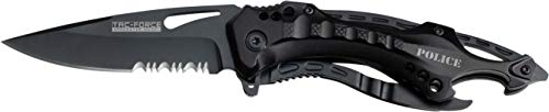 TAC Force TF-705BK Tactical Spring Assisted Knife 4.5' Closed