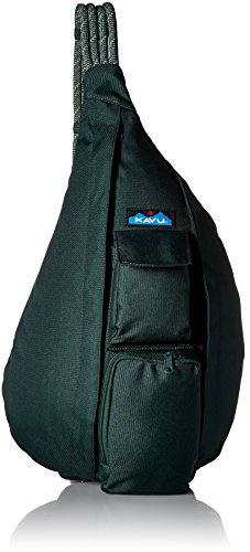 KAVU Women's Rope Sling Backpack, Spruce, One Size