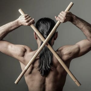 Best self defense weapon - Kali Sticks