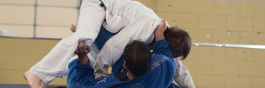 Rolling mats for bjj home training - 2